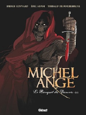 michel-ange-t2-le-banquet-des-damnes-glenat