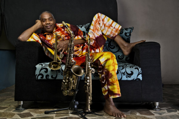 Femi Kuti - One Ppeople One World