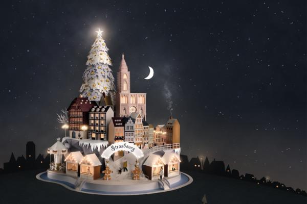 capitale de noel strasbourg 2018 Strasbourg, Capitale de Noël 2017   capitale de noel strasbourg 2018