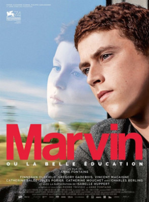 film marvin de anne fontaine affiche