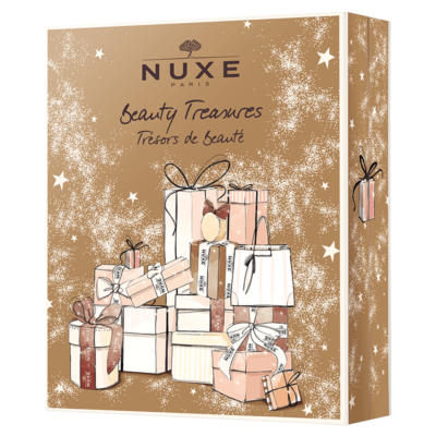 Calendrier de l'Avent NUXE - Beauty Treasures