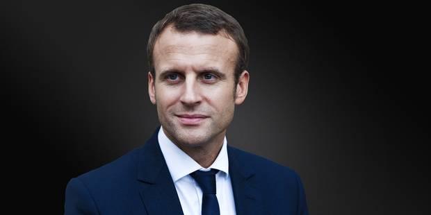 Emmanuel Macron Top recherche Yahoo
