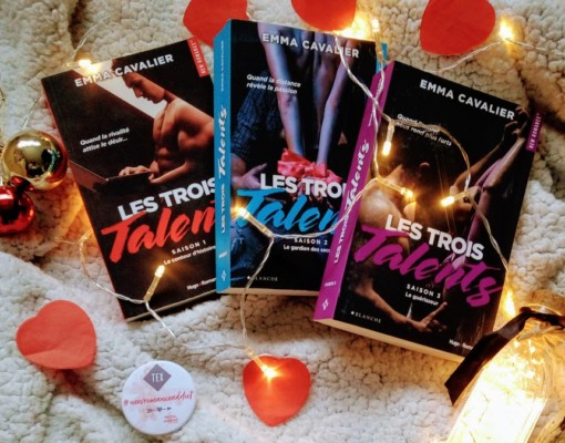 les-trois-talents-emma-cavalier-hugo-new-romance