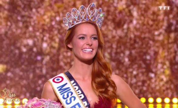 Portrait de Miss France 2018 : Maëva Coucke