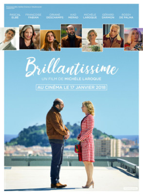 film Brillantissime Affiche
