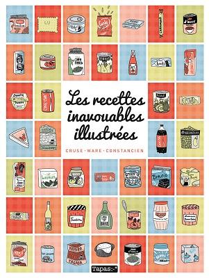 les-recettes-inavouables-illustrees-delcourt
