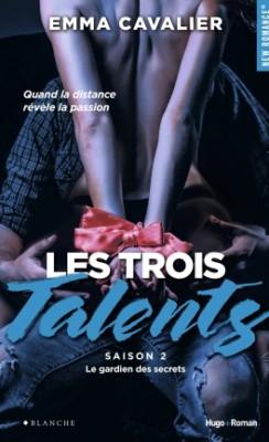 les-trois-talents-tome-2-le-gardien-des-secrets-emma-cavalier-hugo-new-romance