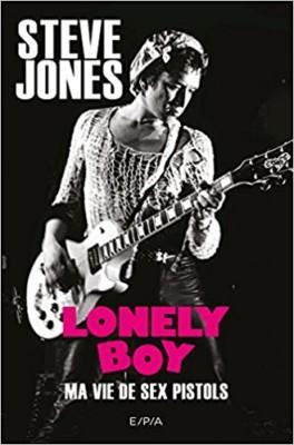 Dans « Lonely Boy » le guitariste livre un récit sans concession, cru et honnête de son aventure au sein des Sex Pistols.