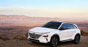 NEXO, le nouveau véhicule électrique alimenté à l'hydrogène de Hyundai