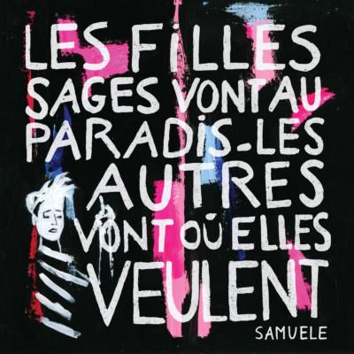 Samuele, la pochette, Les Filles Sages vont au Paradis
