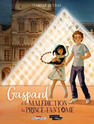 gaspard-et-la-malediction-du-prince-fantome-delcourt