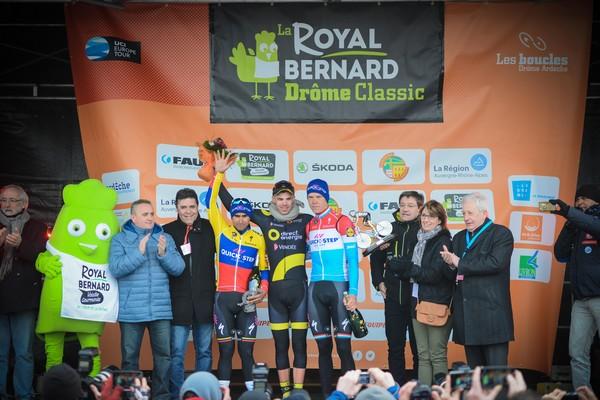 Romain Bardet remporte la Classic de l'Ardèche — Cyclisme
