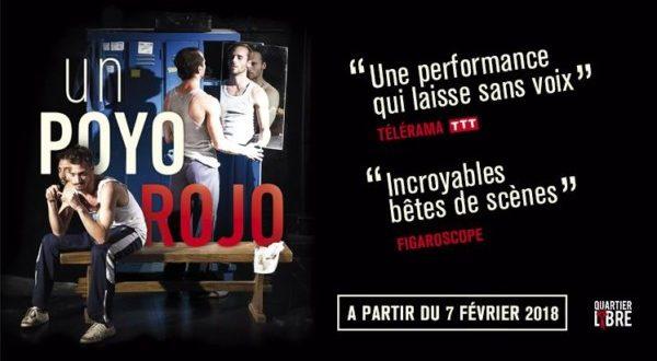 Humour et performances physiques au Théâtre Antoine - Paris