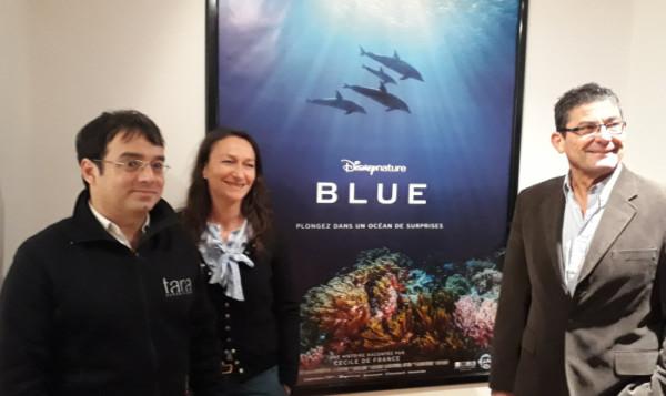 FILM blue