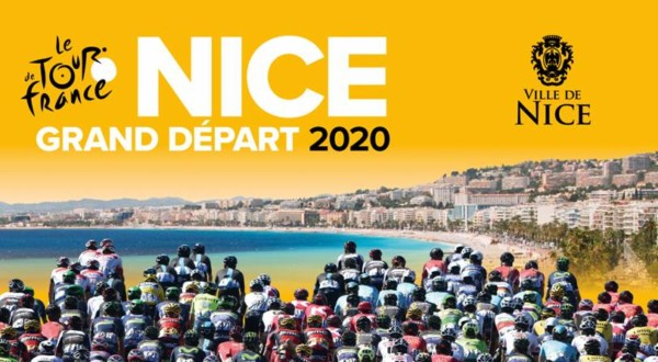 Grand Départ Tour de France Nice 2020