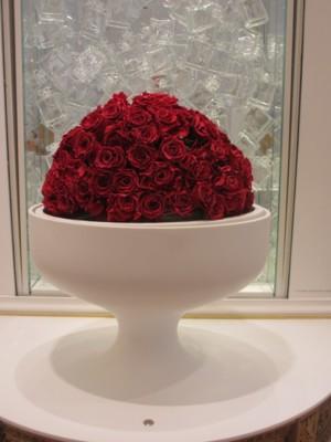 Grand musée du parfum Bouquet de roses