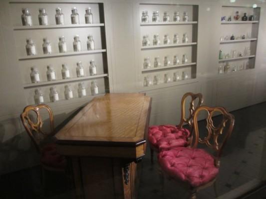 Grand musée du parfum Houbigant