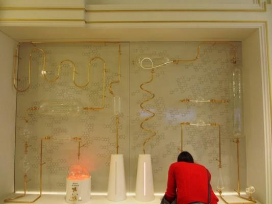 Grand musée du parfum Odeur rétive