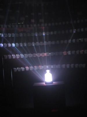 Grand musée du parfum Orgue laser