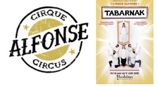 Cirque Alfonse - La folie québécoise débarque à Bobino