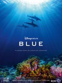 film blue affiche