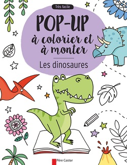 pop-up-a-colorier-monter-les-dinosaures-flammarion