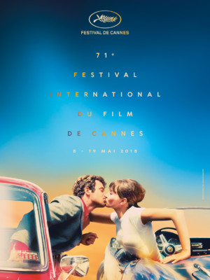 Affiche 71e Festival de Cannes
