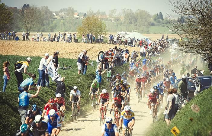 Michael Goolaerts est décédé ce dimanche soir — Paris-Roubaix