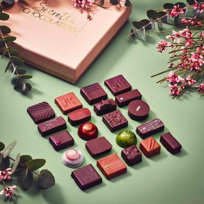 Secrets De Chocolatiers de Mars 2018