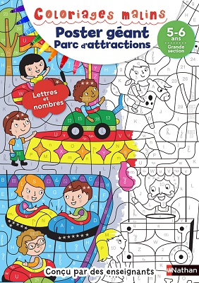 coloriages-malins-poster-geant-parc-attractions-nathan