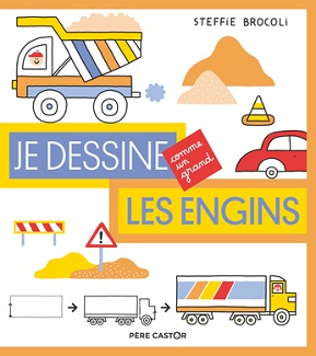 je-dessine-comme-un-grand-les-engins-flammarion