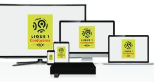 Droit diffusion Ligue 1 2020:2021 à 2023:2024