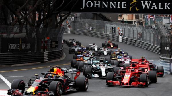 GP Formule 1 Monaco
