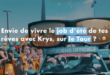 Krys JOB DE REVE TOUR DE FRANCE 2018