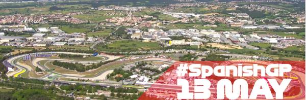 circuit d'Espagne Formule 1