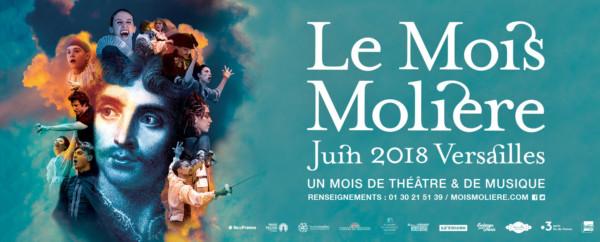 Spectacles et Concerts gratuits du Mois Molière