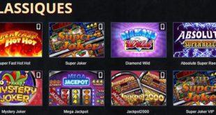 casinos et paris