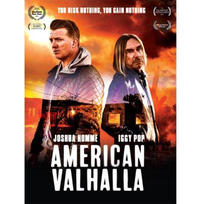 American Valhalla : La belle rencontre de deux légendes du rock!