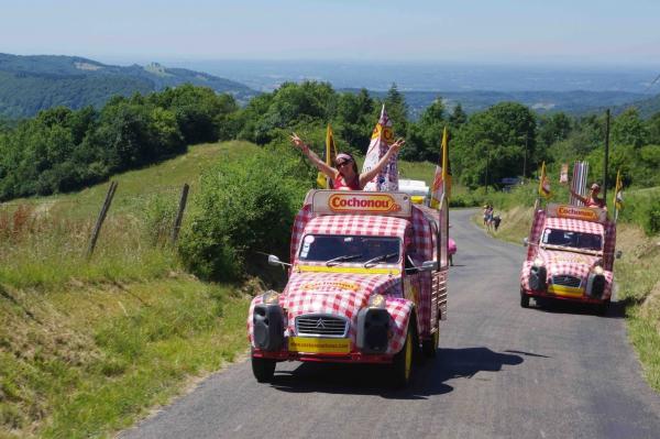 Caravane Tour de France Cochonou