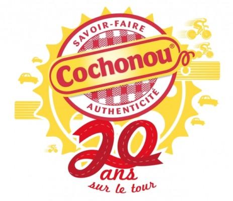 Tour de France 20 ans Cochonou