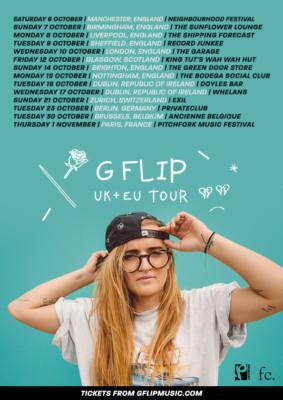 G Flip - Pitchfork Festival