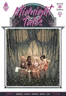 Midnight-tales-volume 1-ankama