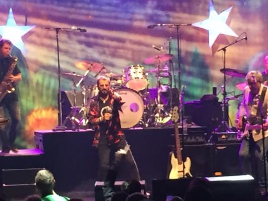 Ringo Starr Olympia
