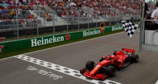 Formule 1 Canada victoire Vettel