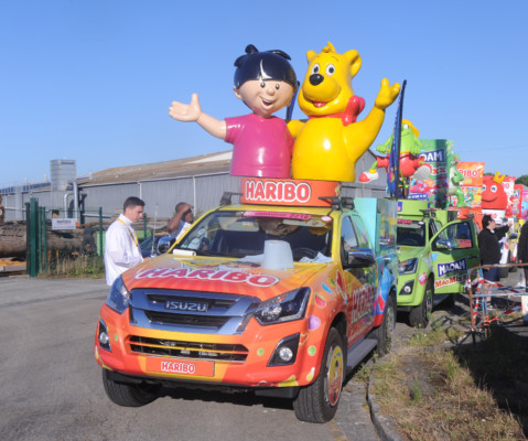 Caravane Tour de France Haribo