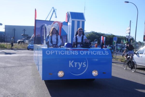 Caravane Tour de France Krys
