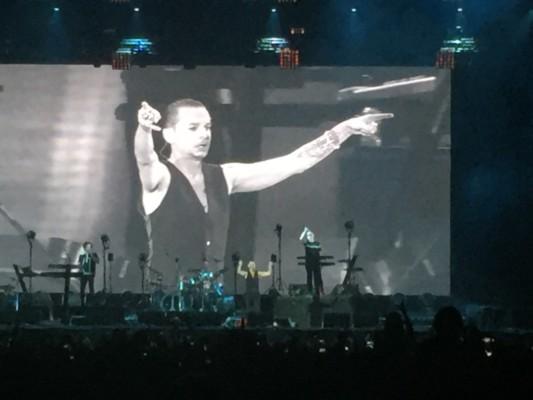Depeche Mode au Lollapalooza