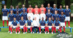 Equipe de France 2018