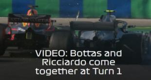 Formule 1 Grand Prix Hongrie Bottas Ricciardo