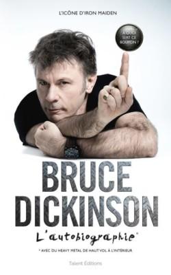 Bruce Dickinson l¹autobiographie